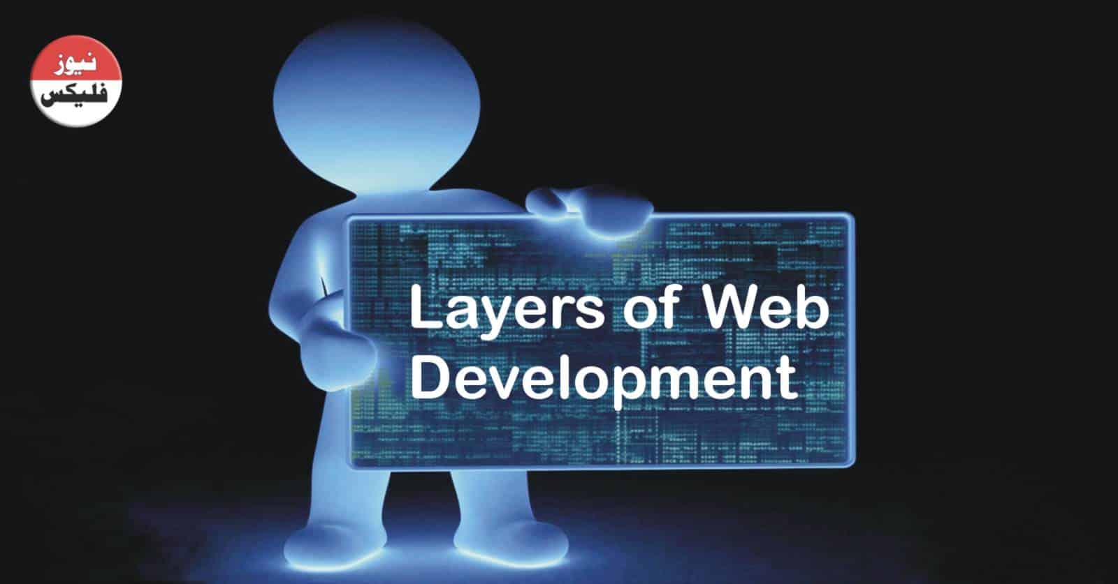 LAYERS OF WEB DEVELOPMENT