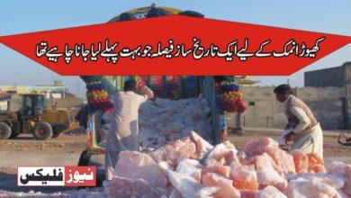 پاکستان کھیوڑا نمک کو بین الاقوامی تجارتی اداروں میں رجسٹر کیلیے تیار