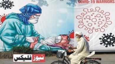 پنجاب میں کوویڈ ۔19 کی مثبت شرح میں کمی ریکارڈ کی گئی