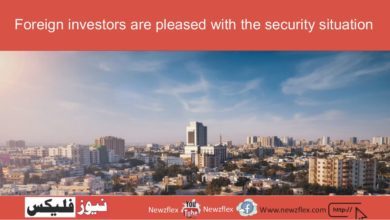 Foreign investors are pleased with the security situation
