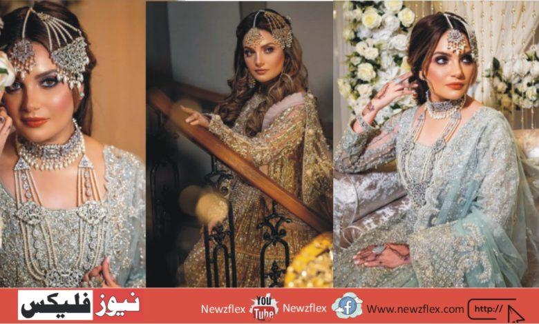 ارمینہ رانا خان کے ساتھ لا روزا سگنیچرکی تازہ ترین دلہن کولیکشن