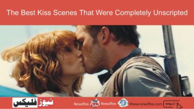 The Best Kiss Scenes That Were Completely Unscripted