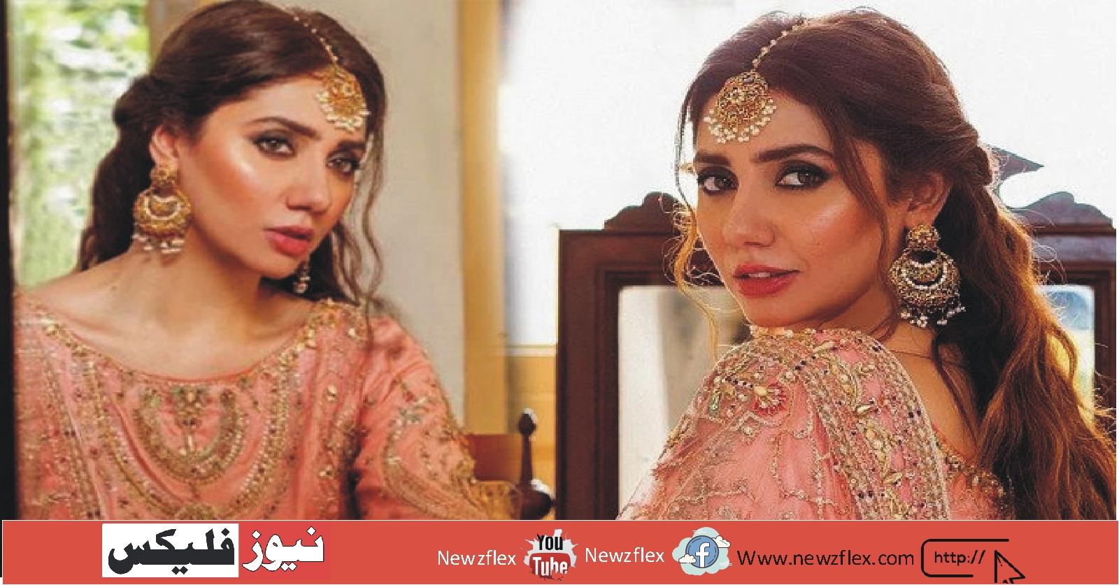 ماہرہ خان نے اپنی شادی کے بارے میں حقیقت افشاں کردی