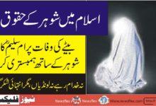 حضرت ام سلیمؓ کا بیٹے کی وفات پر اپنے شوہر کے ساتھ ہمبستری کرنا...حکمت جانیے