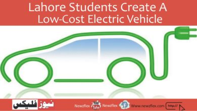 Lahore Students Create A Low-Cost Electric Vehicle