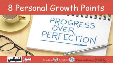 8 Personal Growth Points to Keep Motivated and Encouraging