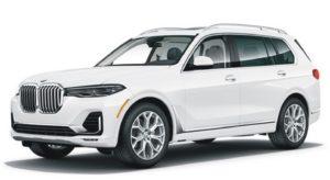 BMW 7 series X7 xDrive40i 2021