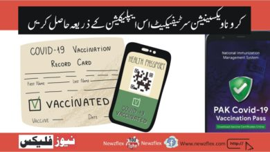 Carry Your Covid-19 Vaccination Certificate On Your Phone Via This App!