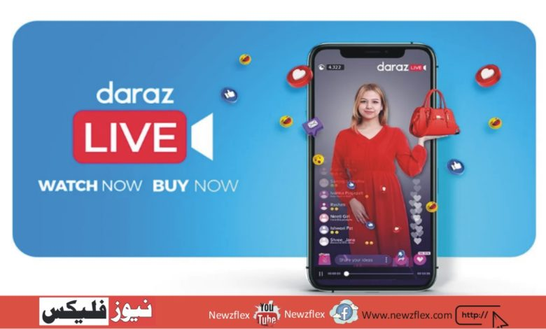 Daraz Debuts Pakistan's First In-App Shoppable Livestream Technology