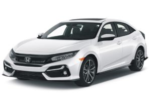 Honda Civics: