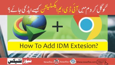 How to Add IDM Extension in Chrome