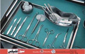 جراحی کے آلات