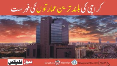 Here's the List of Famous Buildings in Karachi