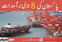 Top 8 Major Exports of Pakistan