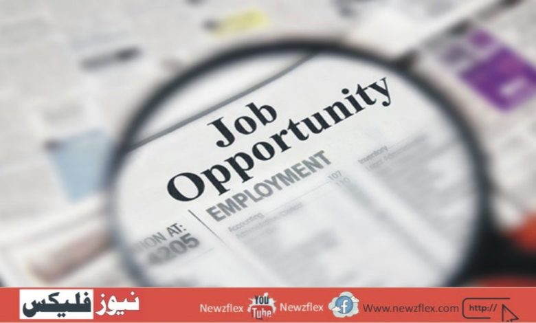 New Employment opportunities, a key requirement of time