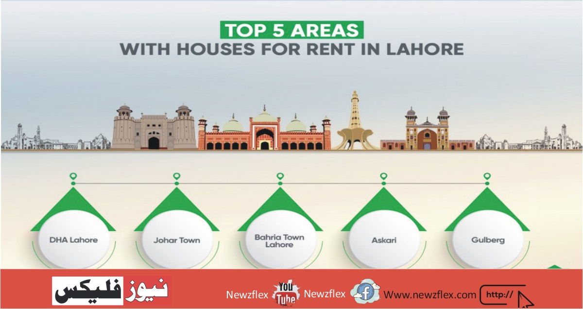 Top Localities For Renting Apartments In Lahore