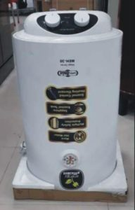 4).Super Asia electric geyser (MEH 30)