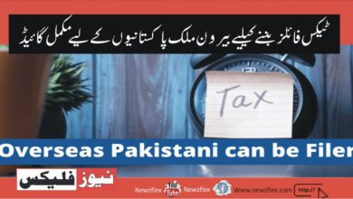 Here's What Overseas Pakistanis Need to Know About Becoming Tax Filers