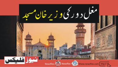 All About the Glorious Wazir Khan Mosque