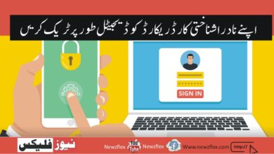 Your Guide to Tracking Your NADRA CNIC Record Digitally